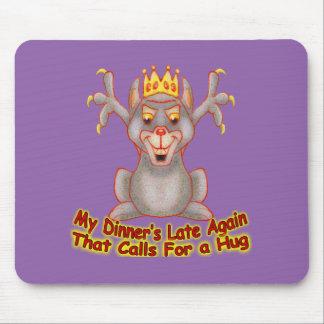 Calls For A Hug Mouse Pad