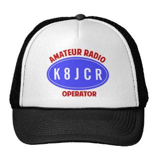 Callsign ball cap trucker hat