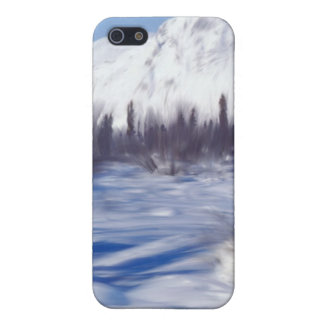 Calm After the Storm iPhone SE/5/5s Case