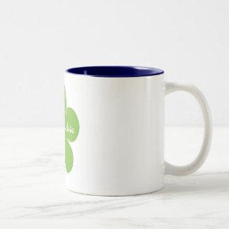 Calm Assertive Flower Mug
