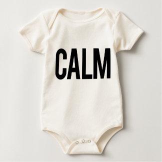 Calm Baby Shirt (White)
