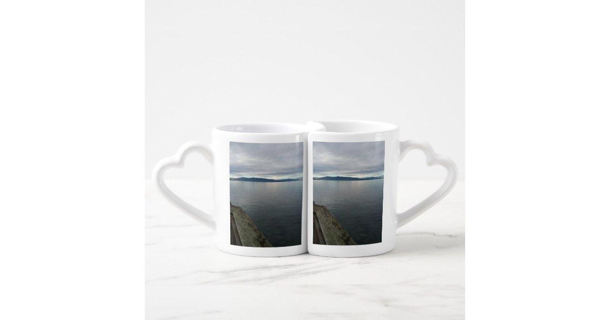 Calm Bay View Coffee Mug Set | Zazzle.com