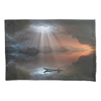 Calm Before Storm (2 sides) Pillowcase