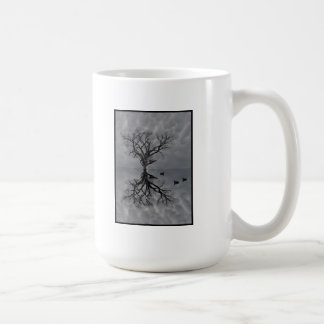 Calm Before The Storm Coffee Mugs