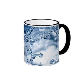 Calm before the storm. ringer mug
