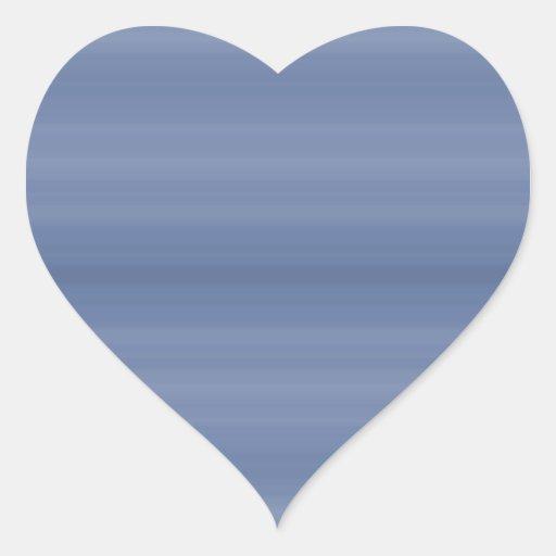 Calm Blue Sticker