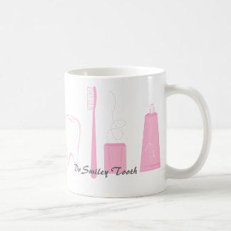 Calm Dental Care Classic White Coffee Mug