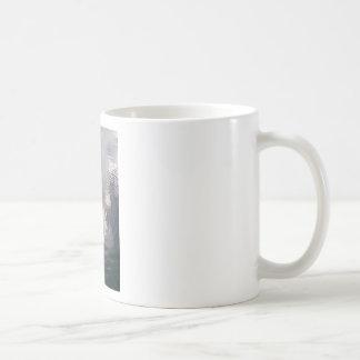 Calm Ducks Before the Storm Coffee Mug