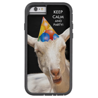 Calm Goat iPhone 6/6s Case