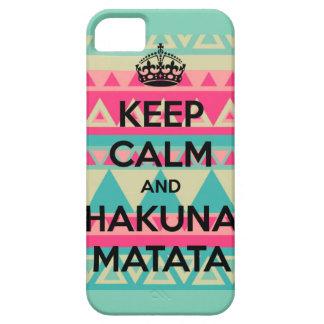 calm iPhone SE/5/5s case