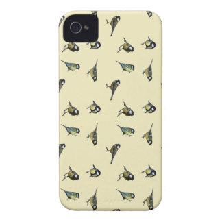 Calm Little Birdie Pattern iPhone 4 Covers