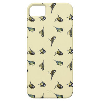 Calm Little Birdie Pattern iPhone 5 Cases