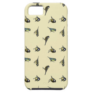 Calm Little Birdie Pattern iPhone 5 Covers