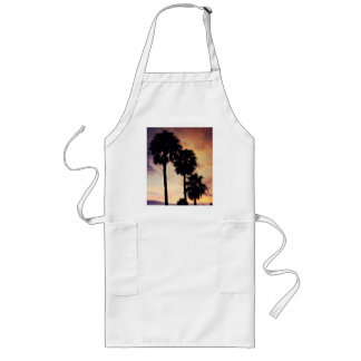 Calm Night Long Apron