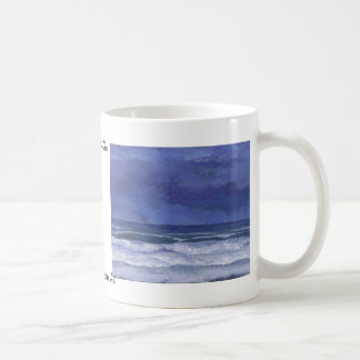 Calm Nights at Sea - CricketDiane Ocean Art Coffee Mug
