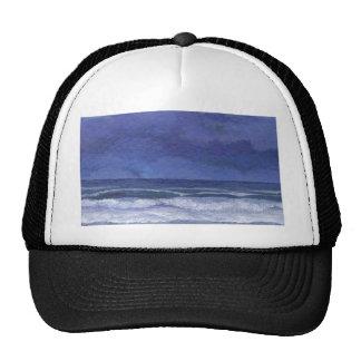 Calm Nights at Sea - CricketDiane Ocean Art Trucker Hats