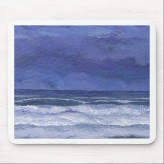 Calm Nights at Sea - CricketDiane Ocean Art Mouse Pad
