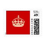Calm  postage stamp