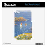 Calm Seas by Henri Moret iPod Touch 4G Skins