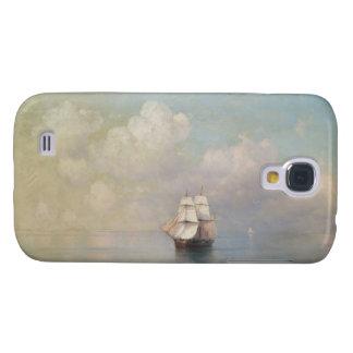 Calm Seas Ivan Aivazovsky seascape waterscape sea Samsung Galaxy S4 Covers