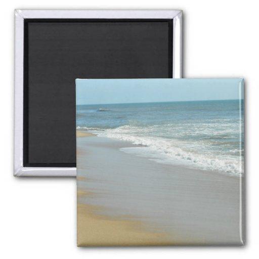 Calm Seashore Magnet
