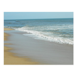 Calm Seashore Postcard