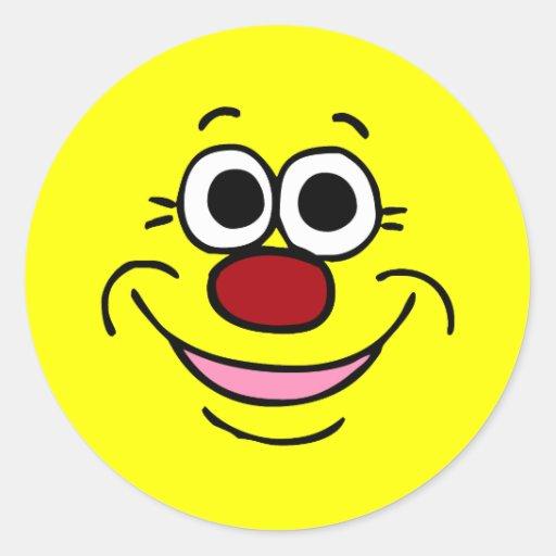 Calm Smiley Face Grump...