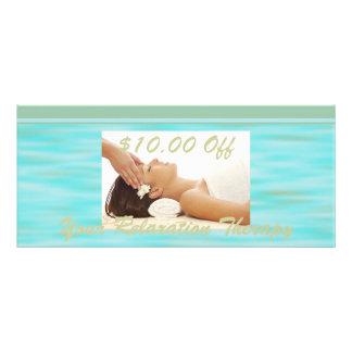 Calm Spa- $10.00 Off Rack Card