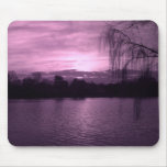 Calm Sunset Mouse Pads