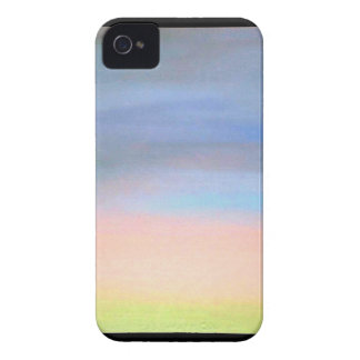 Calm, The original pastel, soothing and relaxing iPhone 4 Case