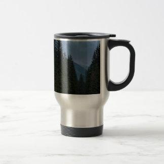Calm to rivet travel mug
