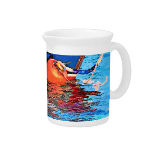 CALM WATER BEVERAGE PITCHER