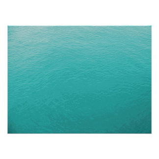 Calm Water photo painting Poster
