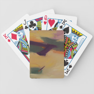 Calm Waters Bicycle Playing Cards