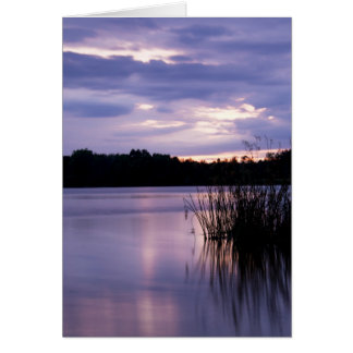 Calm Waters Card
