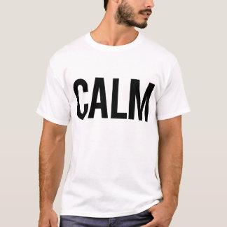 Calm (White) T-Shirt