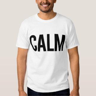 Calm (White) Tee Shirt