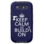 calma y estructura de build-on.pngKeep encendido ( Galaxy S3 Protectores