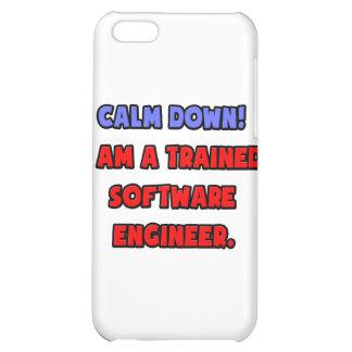 Calme abajo. Soy Software Engineer entrenada