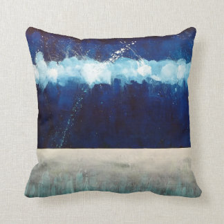 CALMING BLUE Color Therapy 2-Sided Pillow