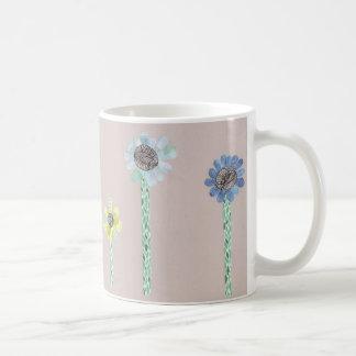 Calming Flowers Mug