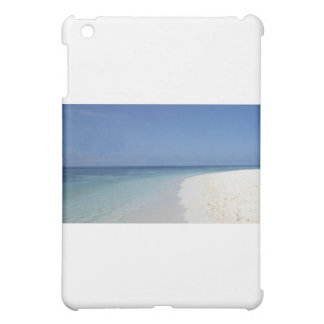 calming relaxing beach case for the iPad mini
