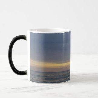 Calming Seashore Sunset Magic Mug