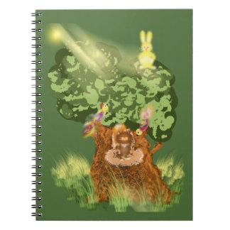 ¡Calmness, solamente calmness! Cuadernos