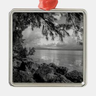 Caloosahatchee Calusa Blueway River Florida Metal Ornament