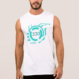 Calor cibernético camiseta