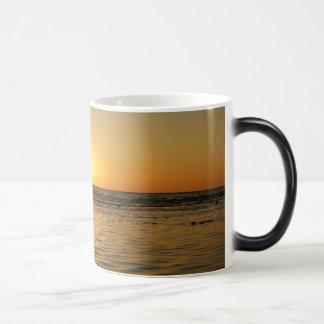 Calor de la mañana taza mágica