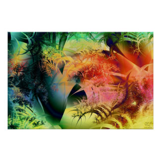 Calor tropical posters