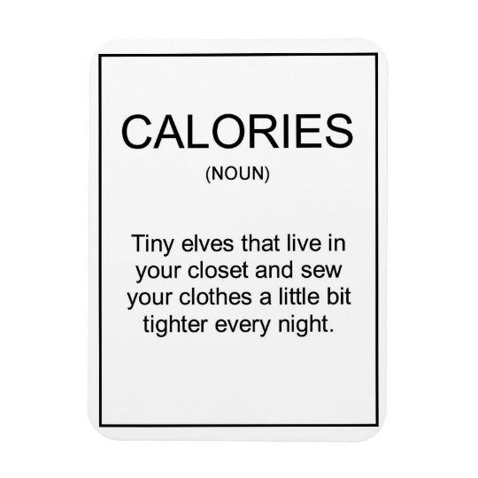 calories definition magnet for your kitchen | zazzle, Human Body