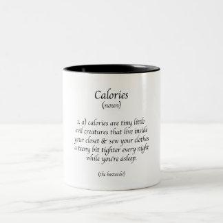 Calories Mug